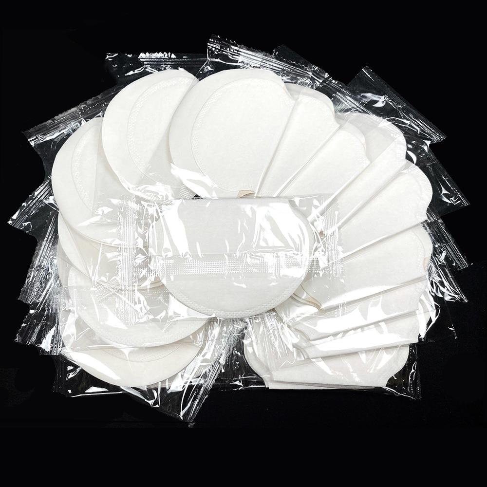 50Pcs Skin Color Underarm Dress Clothing Armpit Care Sweat Scent Perspiration Pad Shield Absorbing Deodorant Antiperspirant New