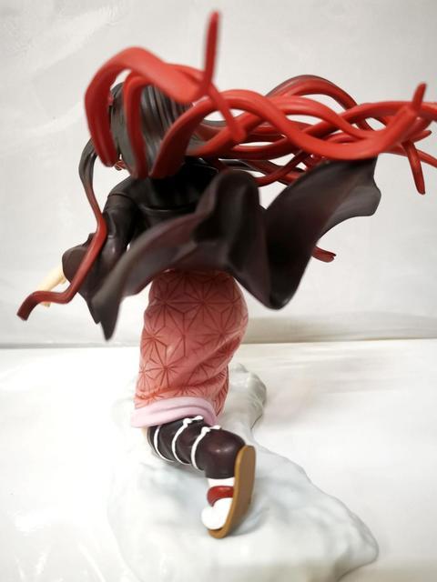 Kimetsu no Yaiba Nezuko ARTFX J Figure 1/8 PVC Model Toy Demon Slayer Anime Action Figure Nezuko Figurine Toys Model
