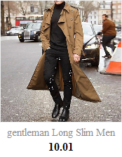H67a0b5cc5bf843ca942b44b20a87acffl gentleman Long Slim Men Trench Coat Double-breasted Lapel Windbreaker Male Fashion Autumn Winter Coat Long Design Trench Male