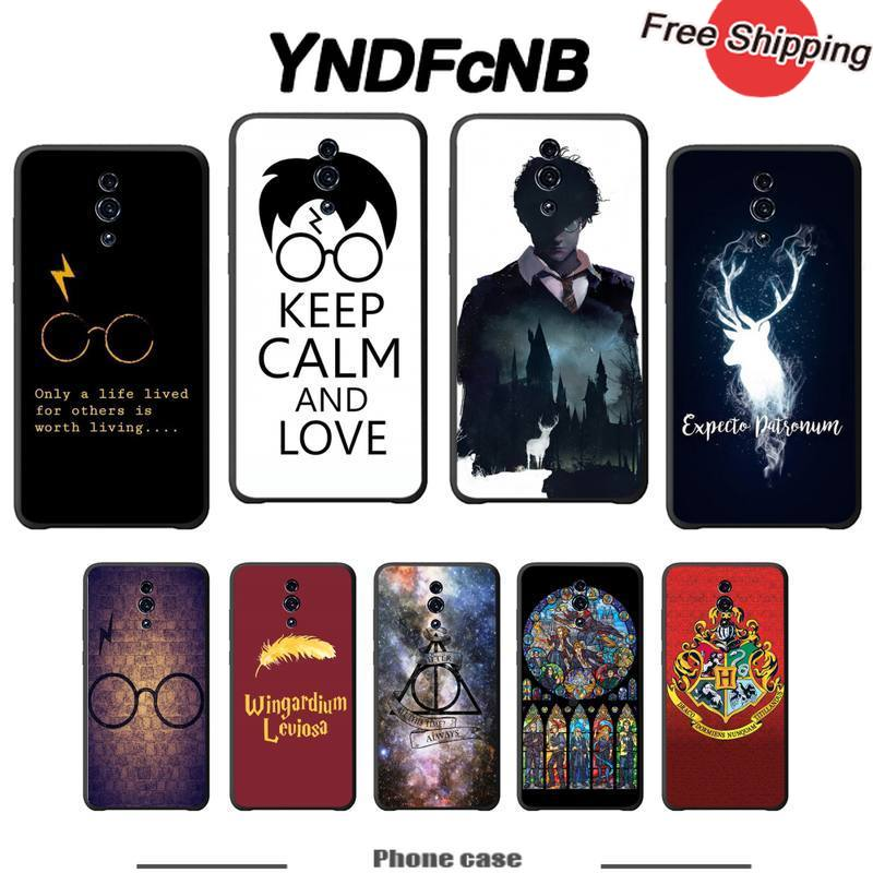 YNDFCNB <font><b>Harries</b></font> <font><b>Potter</b></font> Silicone Phone Cover <font><b>Case</b></font> For <font><b>Samsung</b></font> <font><b>Galaxy</b></font> A6 <font><b>A7</b></font> 2017 <font><b>2018</b></font> A9 A10 A20 A30S A40 A50 A70 A80 Funda image