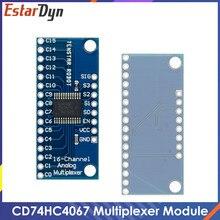 CD74HC4067 16-Channel Analog Digital Multiplexer Breakout Board Module Smart Electronics