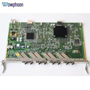 Image 1 - Original ZTE GTGO 8 ports service board with 8pcs B+ C+ C++ SFP Modules for ZTE ZXA10 GPON OLT C300 C320 GTGO business board