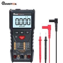 MT110 Auto Measure Multimeter AC/DC Voltage Current Capacita