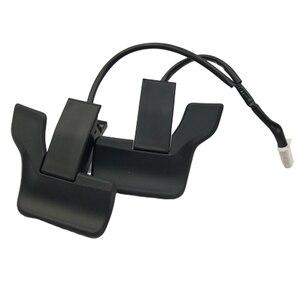 Image 2 - High Quality Car Steering wheel shift paddle For Toyota RAV 4 RAV4 xa50 2019 2020 for Camry XV70 Corolla 2018 2019 2020