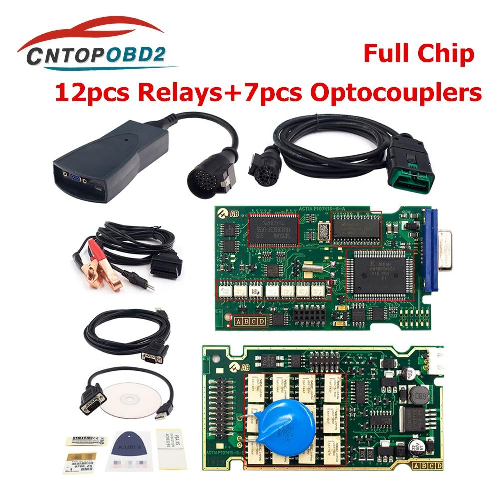 2019 Full Chips Lexia 3 921815C Firmware Diagbox V7.83 Lexia3 PP2000 V48/V25 Lexia-3 For Citroen For Peugeot Car Diagnostic Tool