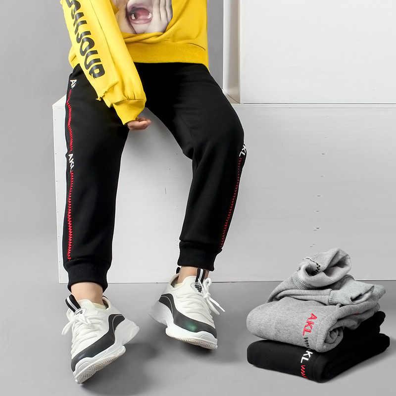 Calças de inverno para Meninos Das Meninas Calças Adolescente Calças Esportivas de Veludo Cashmere Quente Crianças Leggings Bebê Meninas Outfits Calças Basculador