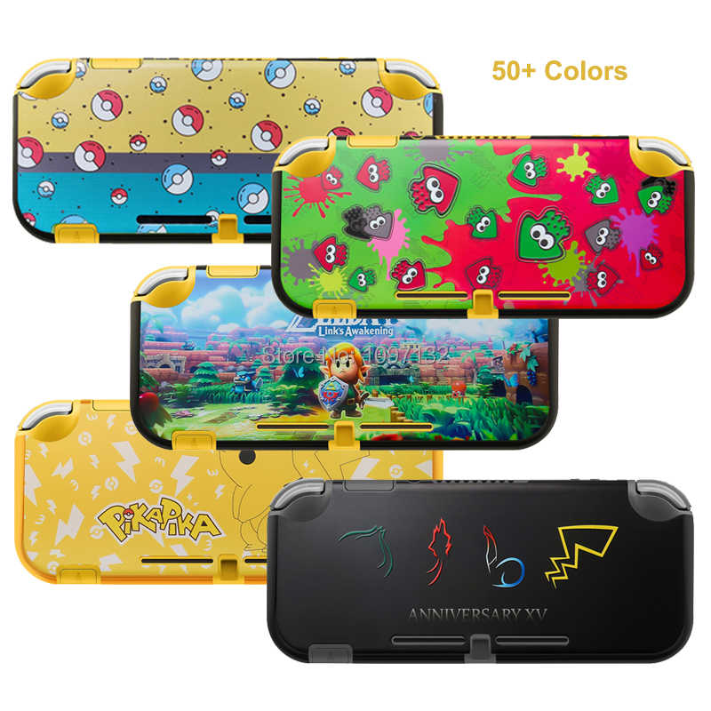 New Matte Plastic Shell Case Cover for Nintendo Swich Lite Console for Switch Lite Controller Protection Funda