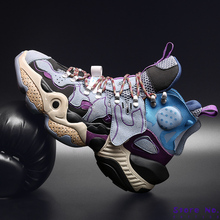 Men Casual Shoes Brand Sneakers For Men Light Outdoor Man Fa