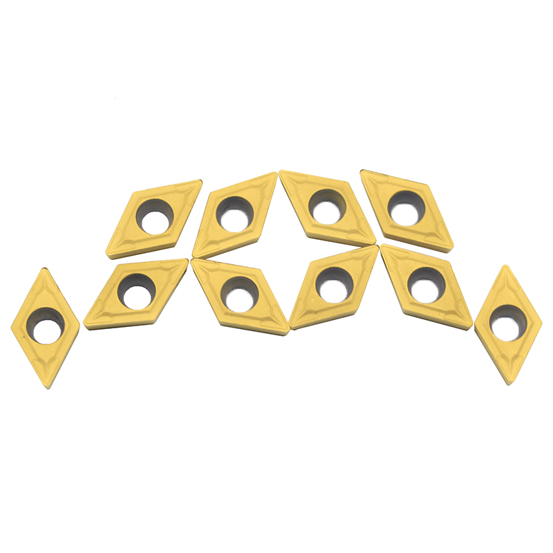 DCMT070204 UE6020 Carbide Inserts Internal Turning Tool DCMT 070204 Lathe Tools Cutter CNC Tool