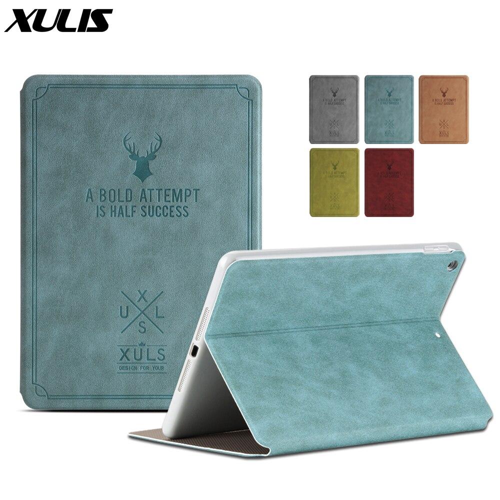 Case For Apple iPad Mini 4 5 Case PU Leather Ultra Slim Smart Cover for iPad Mini 5 Case 2019 A1538/A1550 Funda(China)