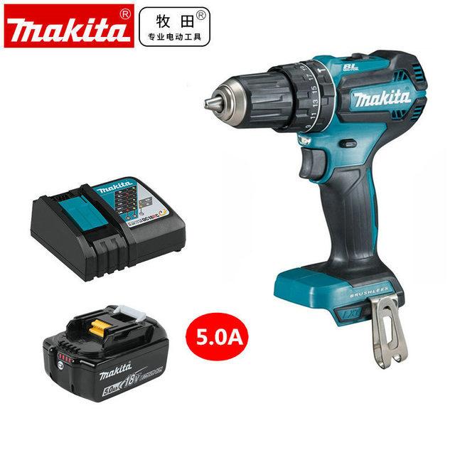 Makita DHP485 DHP485Z DHP485SFJ 18V LXT Lithium Ion Brushless Combi Hammer Drill – Bare RP DHP484