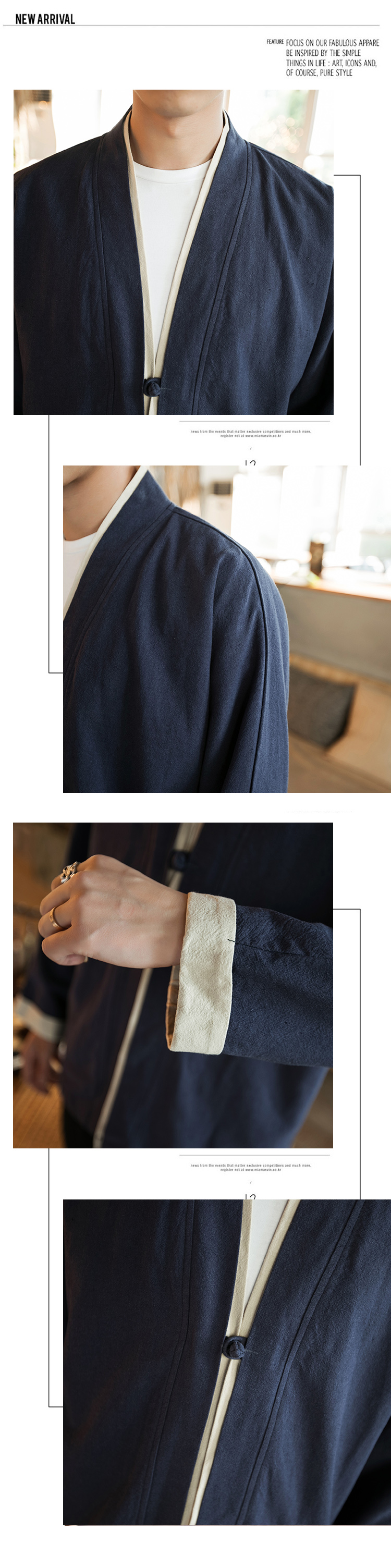Sinicism Store Men Patchwork Shirt Streetwear Short Sleeve 19 Summer Harajuku Vintage Kimono Shirts Black Fashion Open Stitch 19
