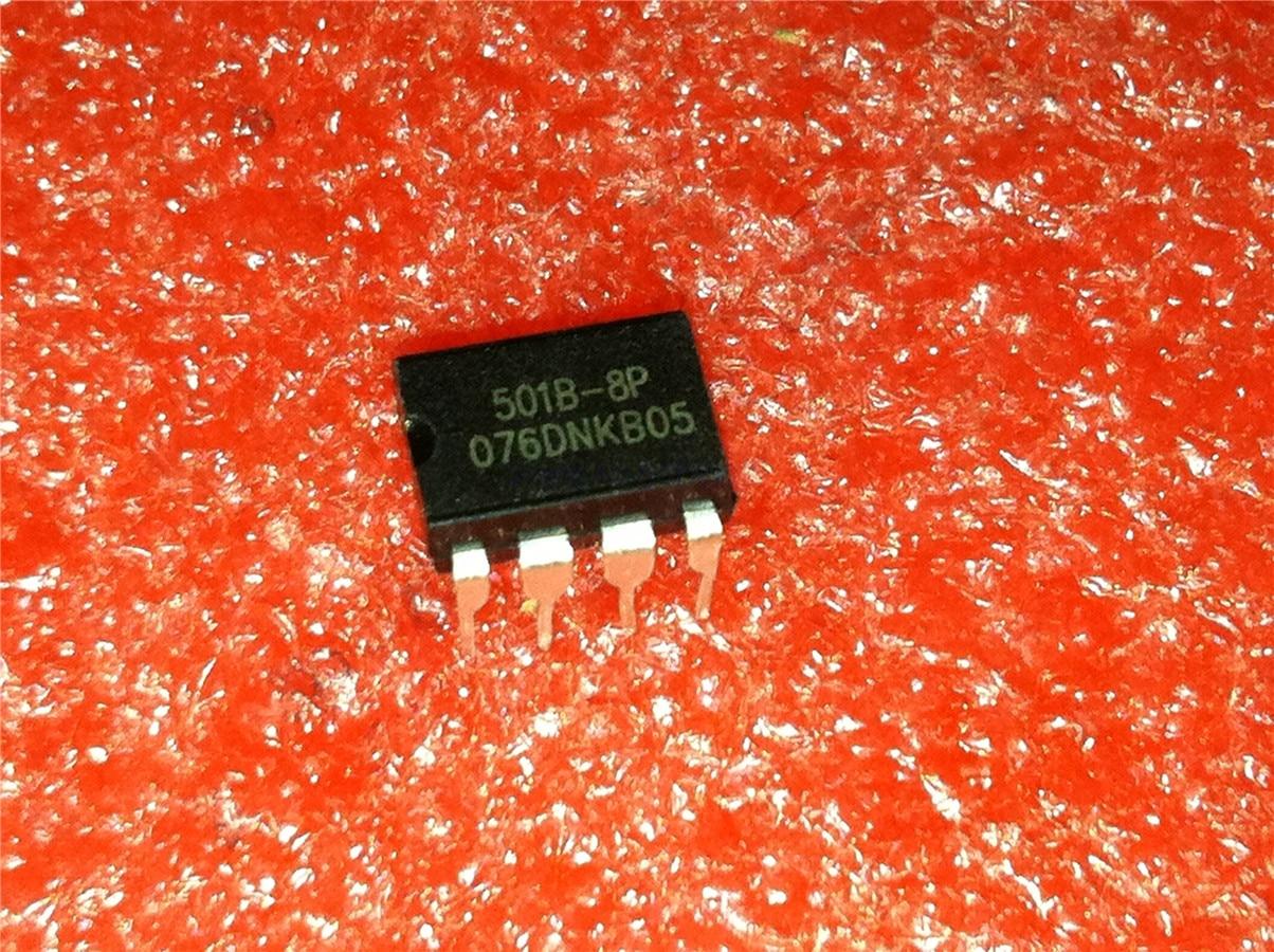 1pcs/lot 501B-8P 501B-8 DIP-8 In Stock