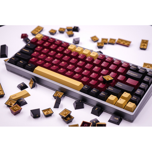 Image 5 - G MKY 160 Olivia Keycaps cerise profil DOUBLE coup épais PBT Keycaps pour MX Switch clavier mécanique