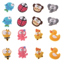 Buy Mix Models 8pcs/Lot Shoe Accessories Decoration For Garden  And Beach Shoes Kids directly from merchant!
