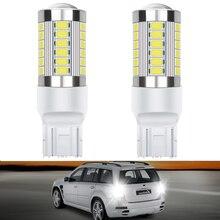 2 шт., Автомобильные светодиодные лампы W21W 7443 W21/5W 7440 P27/7W