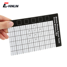 Mat Repair iPhone Huawei Xiaomi Work for Screw-Bolt Adsorption-Pad Memory-Chart Magnetic-Project-Storage