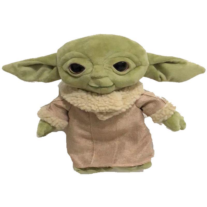 Anime Cute Star War Toy Baby Yoda Stuffed Animals plush Doll