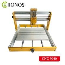 Upgrade CNC 3018 Pro Metal Frame CNC 3040 Kit Apply Nema17 42BYG Stepper Spindle Hole Diameter 52mm