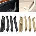 Высококачественная Автомобильная внутренняя дверная ручка для BMW E70 E71 E72 X5 X6 06-14 панель вытяжная накладка 51416969402 внутренние дверные ручки