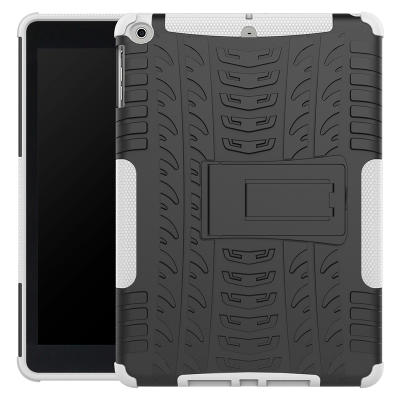 Cover Funda Kids Safe Armor Heavy Duty Rubber Anti-Scratch Cover For iPad Air 1 Shockproof Case For iPad Air 1 A1474,A1475,<font><b>A1476</b></font> image