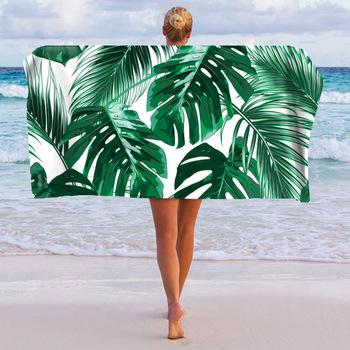 Ręcznik z mikrofibry 160*80cm ins kwiatowy ręcznik podróżny szybkoschnący ręcznik kempingowy siłownia joga sport ręcznik kąpielowy szybkoschnący ręcznik plażowy tanie i dobre opinie PRINTED mikrofibra