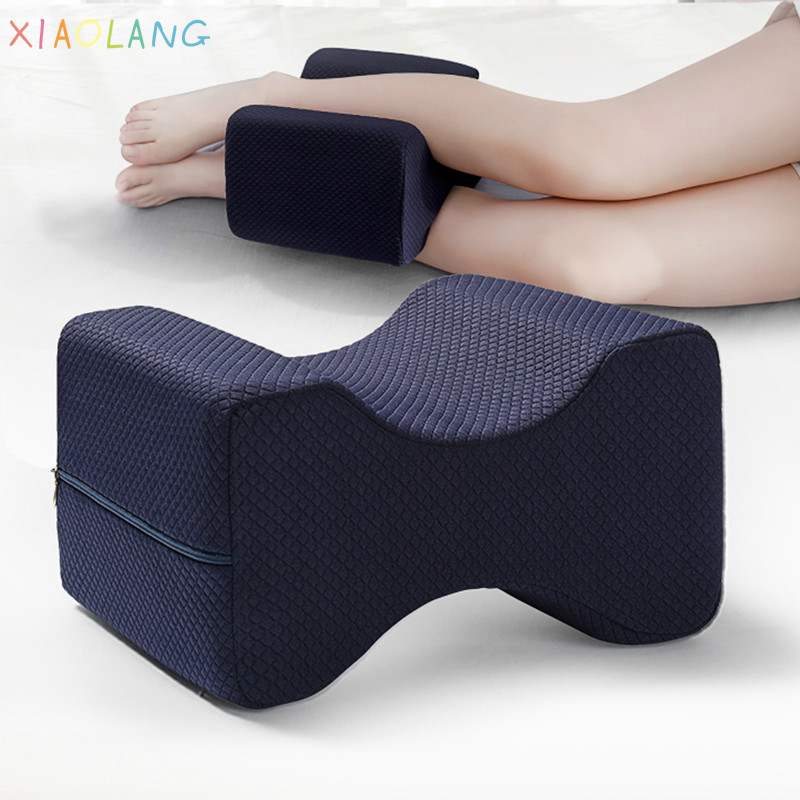 XIAOLANG Orthopedic Pillow Memory Foam Pillow for Pregnant Mother Knee Pillow Pregnant Women Leg Slow Rebound