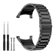 Cinturino in Acciaio Inox per Suunto Core di Alta Qualità di Ricambio In Metallo Cinturino Da Polso Braccialetto Per Nucleo Suunto Orologio Accessori