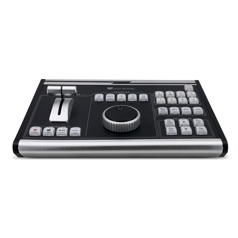 Free Shipping Slow-motion Playback Guidance Control Keyboard Panel Live Slow-motion Switcher Vmix Keyboard