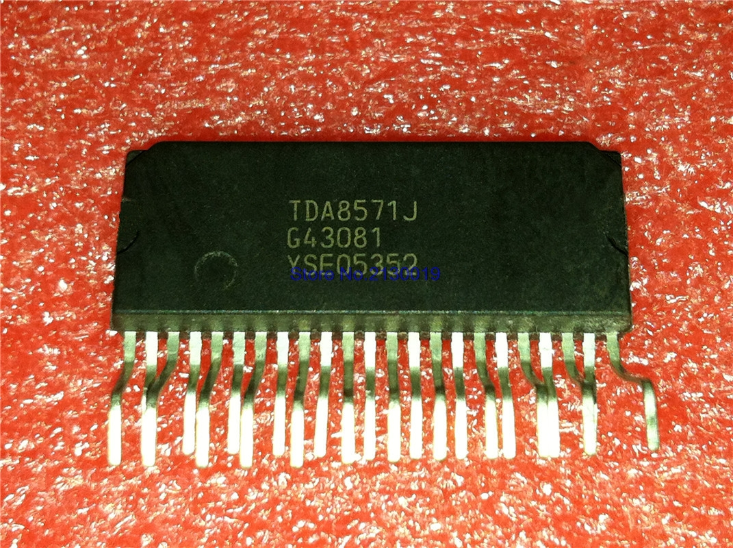 2pcs/lot TDA8571J TDA8571 ZIP-23 In Stock