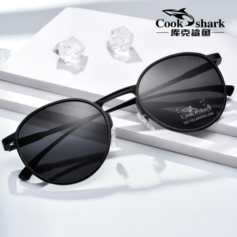 Cookshark sunglasses men and women polarized sunglasses fashion retro driving glasses|Women's Sunglasses| - AliExpress