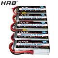 HRB 2S 7 4 V Lipo батарея 3000mah 60C XT60 11 1 V 3S T Deans 14 8 V 18 5 V 22 2 V 4S 6S 3 7 V для FPV беспилотные самолеты  автозапчасти