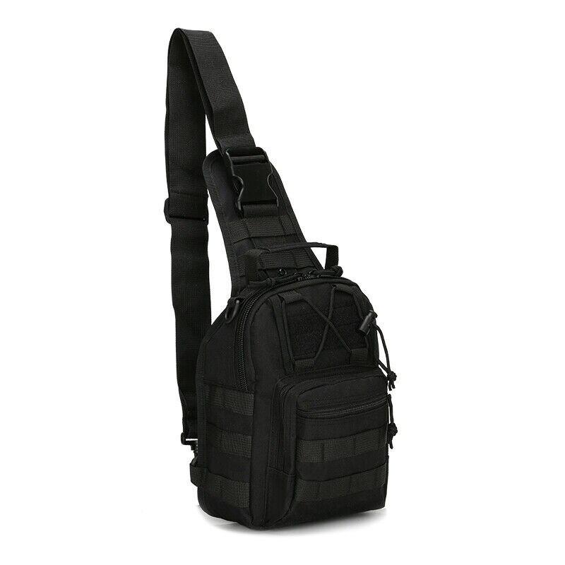 viagem de alta qualidade multifuncional masculino saco de peito bolsa masculina