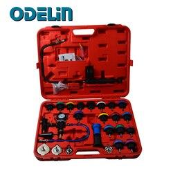 Universele Radiator Druk Tester & Vacuüm Type Koelsysteem Kit