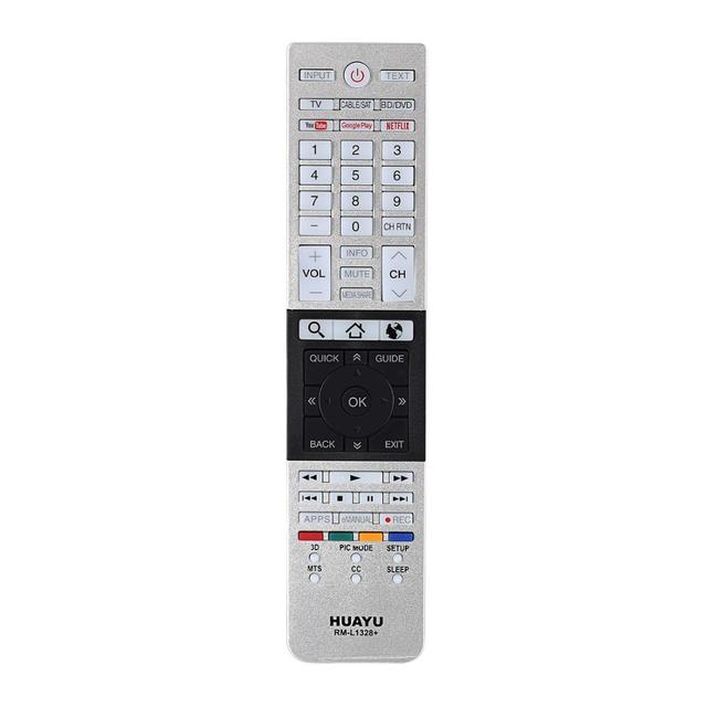 TV Remote Control for Toshiba Ct 90465 CT 90462 Ct 8054 90420 90394 Ct 90382 Ct 90378 90388 Ct 90369 90444 Ct 90430