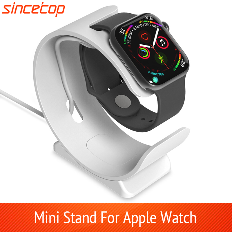 Mini Charging Stand For Apple Watch series 6/5/4/3/2/1/SE Charger Dock Holder For iWatch Mount Stand Charging Station