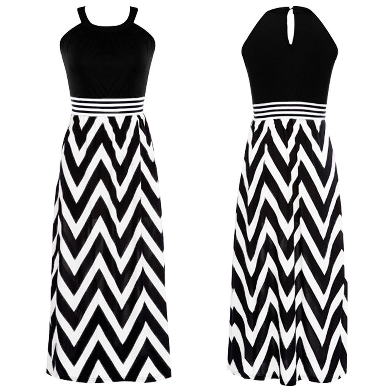 Women New Summer Long Maxi Dress 2