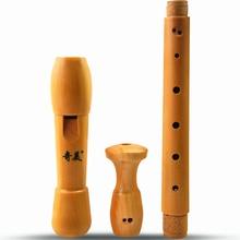 Ahşap kaydedici barok ve alman klarnet flüt Alto 8 delik Flauta gaita funda flauta colegio grabadora intrumento müzik