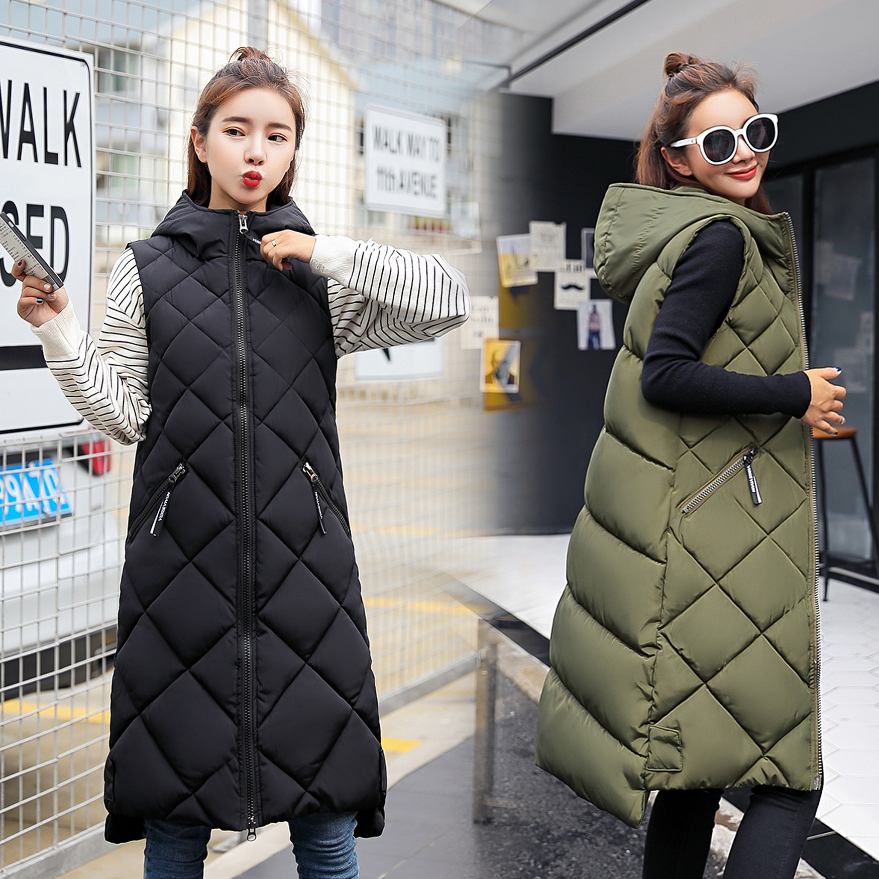 Cheap Wholesale 2018 New Summer Winter Hot Selling Women's Fashion Casual Warm Jacket Female Bisic Coats L195