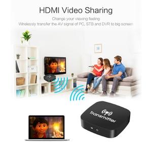 Image 2 - Kebidumei 2.4GHz/5GHz 1080P אלחוטי HDMI Extender Wifi HDMI אודיו וידאו משדר מקלט TX RX תמיכה 3D HDCP1.2 HDTV