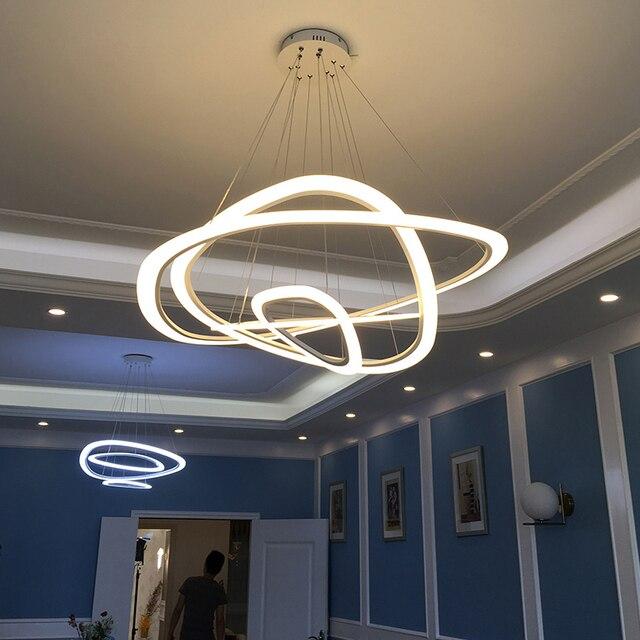Moderne Led Hanglamp  5