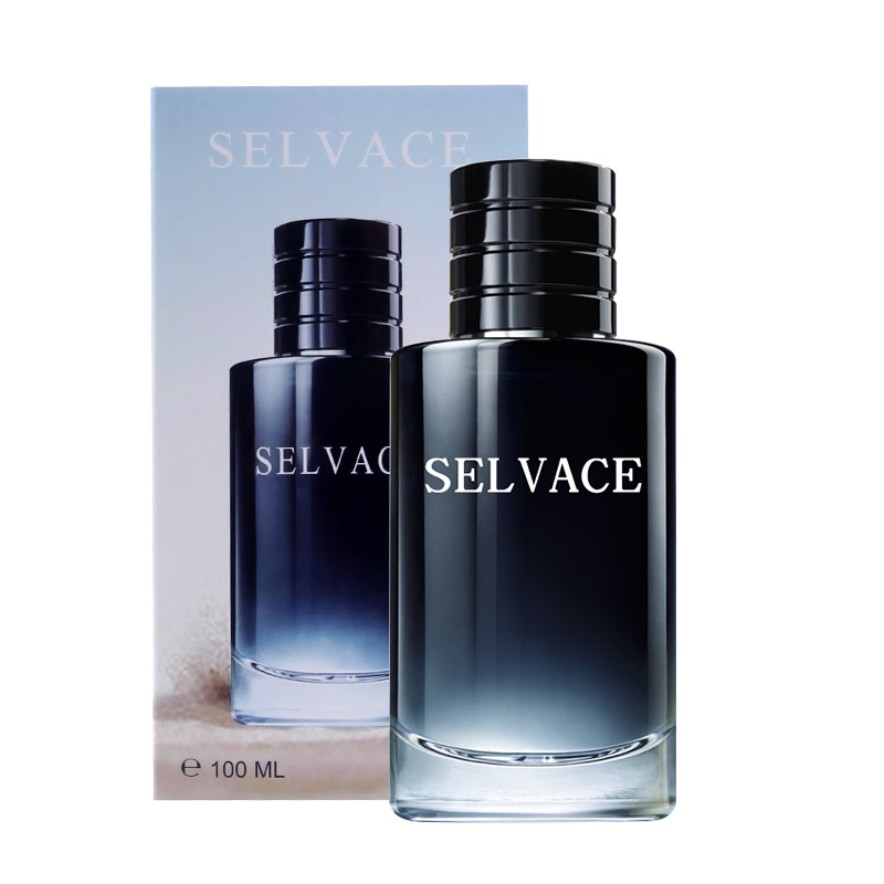 For Men 100ml High Quality Spray Glass Bottle Perfume Men Perfume Lasting Fragrance Original Bottle Male Parfum Men M45