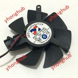 ARX Круглый Вентилятор для сервера, 12 в пост. Тока, 0,17a, 50x50x10 мм