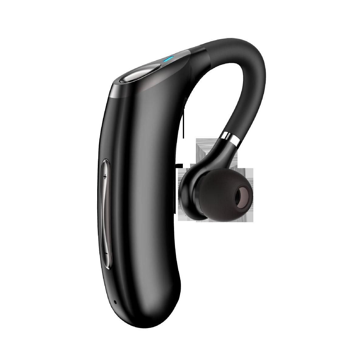 Bluetooth Headset Extra Long Hanging Single Ear Bluetooth Headset Quick Charging Waterproof Private Model Phone Earphones Headphones Aliexpress