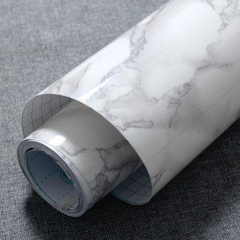 Roll Self Adhesive Wallpaper Granite Marble Texture Wallpaper Self Adhesive Sticker Rolling Paper Background Home Decor 60x50cm