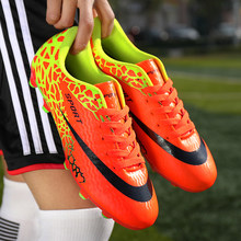 Newest Genuine Brand Football Boots Big Kids Boy Men Superfly Elit TeenagersTrainers Sneakers CR7 School Enfant Soccer Shoes(China)