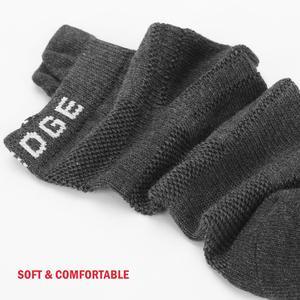 Image 5 - Yuedge Unisex bawełna, frotte poduszki na co dzień kolarstwo sportowe do biegania skarpetki krótkie Sneaker skarpetki