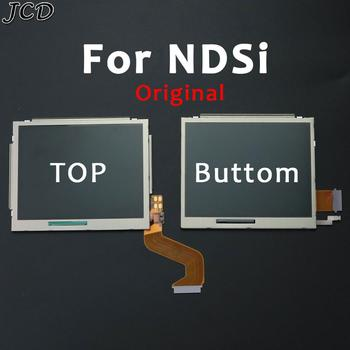 JCD Replacement Parts Top Bottom Upper Lower  Bottom LCD Screen Display For Nintend DSi for NDSi