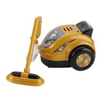 Vacuum Cleaner For Kids Role Play Hoover Fun Realistic Toy For Children Pretend Play House