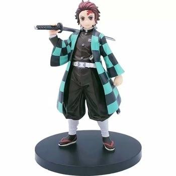 Figuras de Kamado Tanjirou Kimetsu no Yaiba (15cm) Figuras Kimetsu no Yaiba
